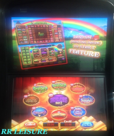 King of games fruit machines northern ireland rr leisure image gallery blueprint gaming 17 branded games gauselmann genie cabinet malvernweather Choice Image