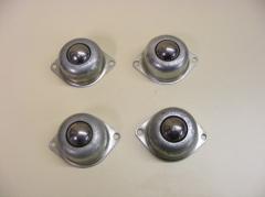 Steel Robot Eye Ball
